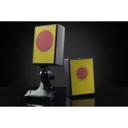 Мишень лазерная с звукоиндикацией попаданий